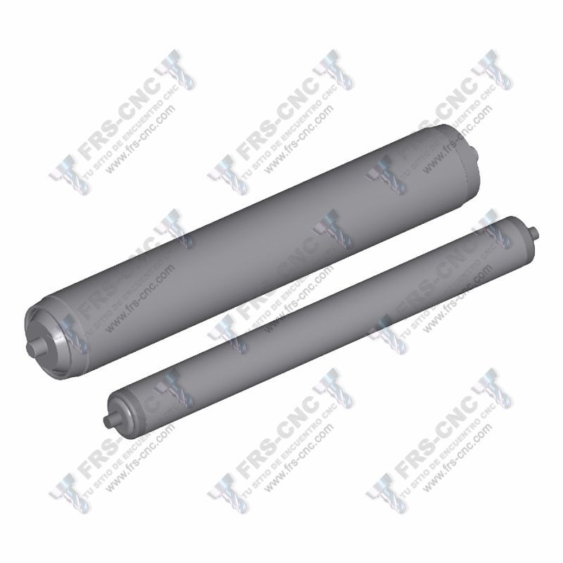 Rodillos (PVC / Acero) # Rollers (PVC / Steel)