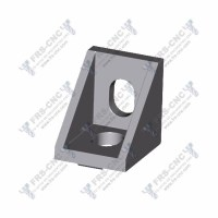 Escuadra 20x20x17 (Aluminio fundido) # Connection angle 20x20x17 (Die-cast aluminium)
